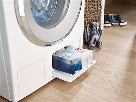 Zwei Waschmaschinen An Einen Abfluss by Miele Waschmaschinen