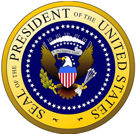 Presidential Seal Clipart presidential seal 27 clipart