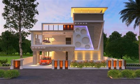 modern home elevation designs