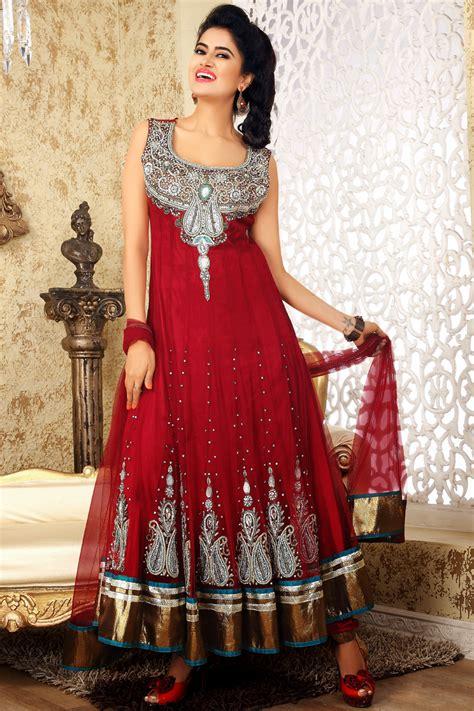 India Dressanarkali Dressdress frock suit wear designs designs for wear 2014 for with price
