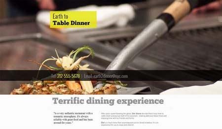 best website makers best website makers for restaurants designbeep