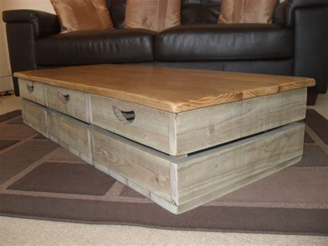 rustic coffee table with storage popular rustic storage coffee table diy secret rustic