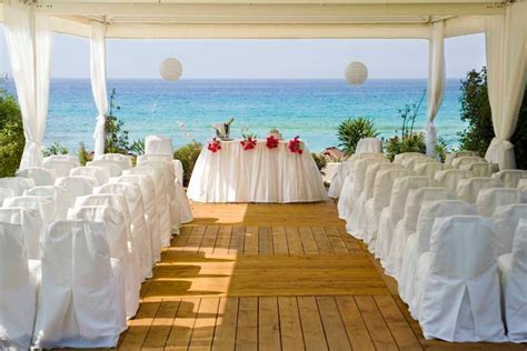 weddings  nissi beach cyprus wedding packages