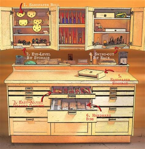 woodworking storage ideas 6 storage solutions you can build into any cabinet