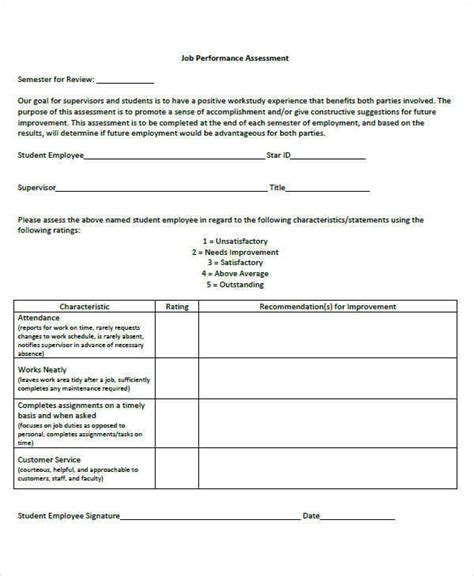 34 assessment examples in pdf