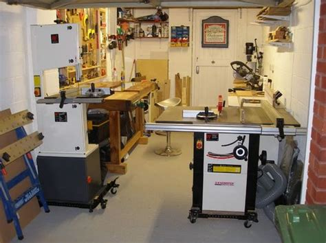garage workshop design ideas one car garage workshop layout by papafran lumberjocks woodworking community wood