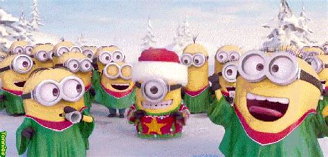 funny christmas minions wallpapers images hd