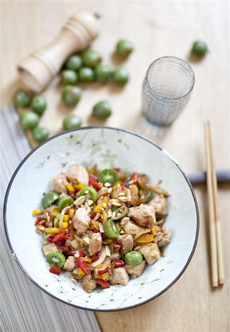 cuisine au wok recettes wok aigre doux au nergi pour 4 personnes recettes 224