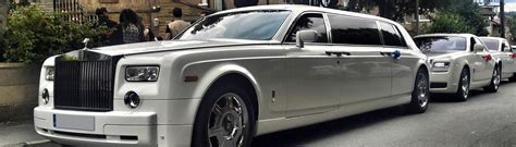 roll royce limousine rolls royce phantom stretched limousine hire luxury car rental
