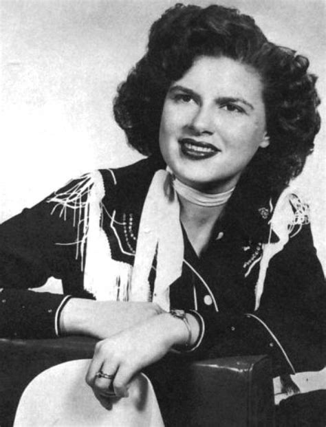 always patsy cline tells of singer s friendship with a fan entertainment