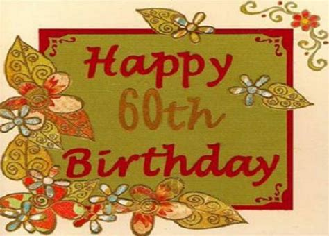 Birthday Quotes For 60th Happy 60th Birthday Quotes Quotesgram