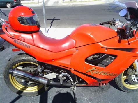 1990 Suzuki Katana Buy 1990 Suzuki Katana Motorcycle Great Condition On
