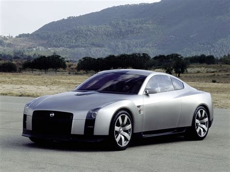 nissan supercar concept nissan gt r proto concept 2001 old concept cars