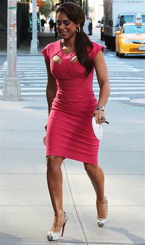 Mel Dres Pink mel b shows for day of co hosting the