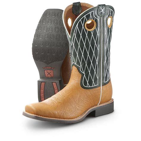 best cowboy boots mens s twisted x 11 quot top cowboy boots suntan 593595