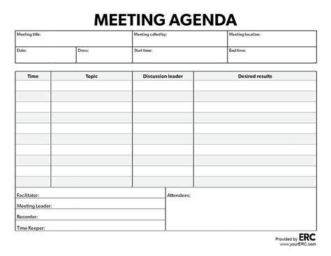 hr insights blog download editable meeting agenda pdf