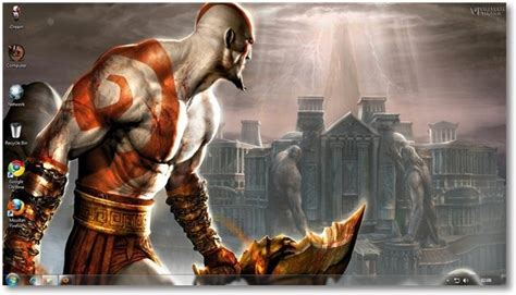 multiman themes god of war god of war 3 theme for windows 7 and windows 8