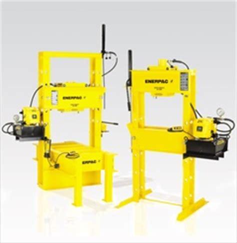 Bench Hydraulic Press Hydraulic Presses Custom 5 200 Ton Shop Press Enerpac