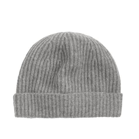 j crew hat in gray lyst