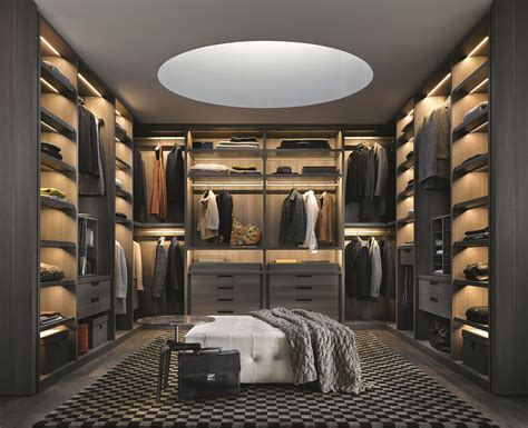 luxury bedroom designs with modern and contemporary luxury modern walk in closet by poliform luxury decor