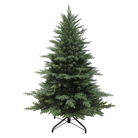 6ft 180cm tree in black 6ft 180cm green mixed pine artificial tree