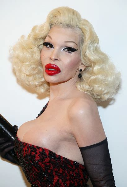 Amanda Lepore To Appear In Buzzworthy New by Amanda Lepore