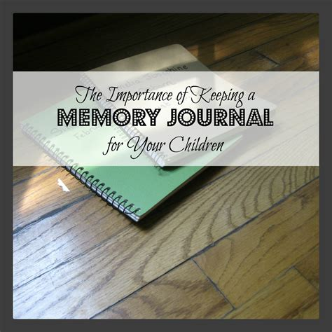Book Review The Journal Of Mortifying Moments By Robyn Harding by Keeping A Memory Journal For Your Children Creative Home
