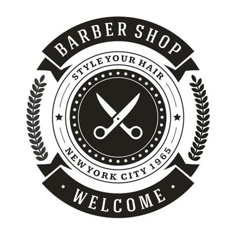 Tokomonster Barbershop 8 Wall Decal Sticker Size 23 barber shop wall decal quote haircut personal barber shop mural wall sticker hair shop