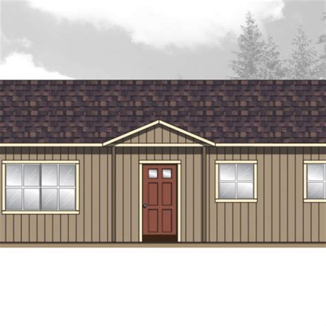 Shed Shell by Cabin Shells Tuff Shed
