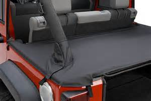 Installing Tonneau Cover On Jeep Bestop Duster Deck Cover Ships Free
