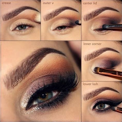 tutorial cream eyeshadow 17 images about eye makeup pictorial tutorial on