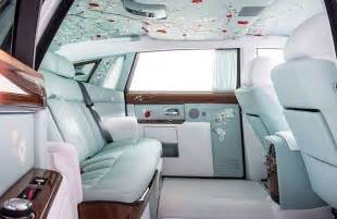 new car interior cost 2016 rolls royce phantom serenity price release date