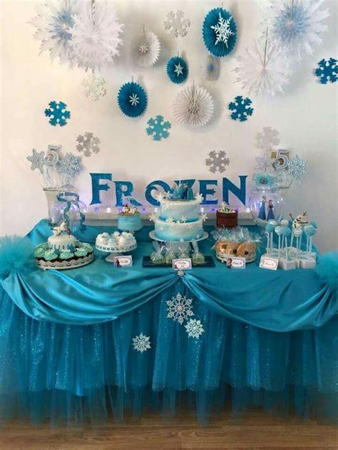 Frozen Decoration by 1000 Ideas About Frozen Decorations On Frozen