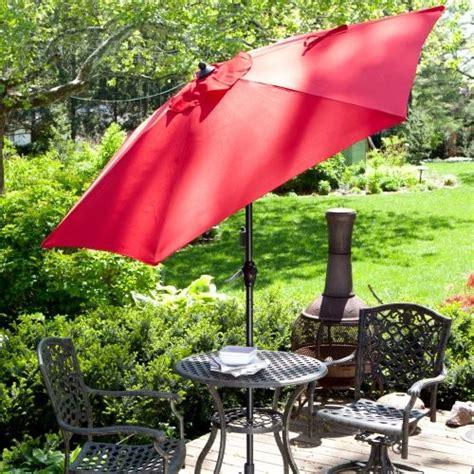Small Patio Umbrellas Small Outdoor Patio Umbrellas Coral Coast 7 Ft Better Half Patio Umbrella Contemporary Outdoor