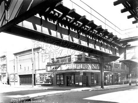 Brownsville Section Of by Livonia Avenue And Chester 1927 Small Size Local