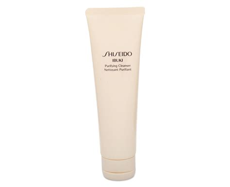 Shiseido Ibuki Purifying Cleanser 125 Ml shiseido ibuki purifying cleanser 125ml ebay