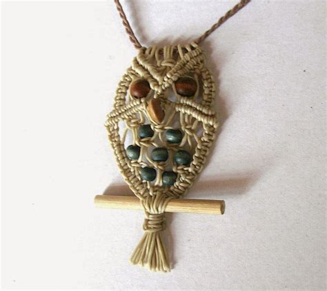 Macrame Knots Jewelry - 17 best images about owl be darned on free