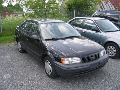 1999 Toyota Engine by Used Toyota Tercel 1999 For Sale In Kingston Ontario