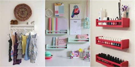 ikea estante ideas para decorar con el estante especiero bevkam de ikea