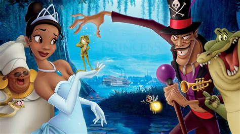 Princess And The Frog 2 Wallpapers Hd Wallpapers The Princess And The Frog