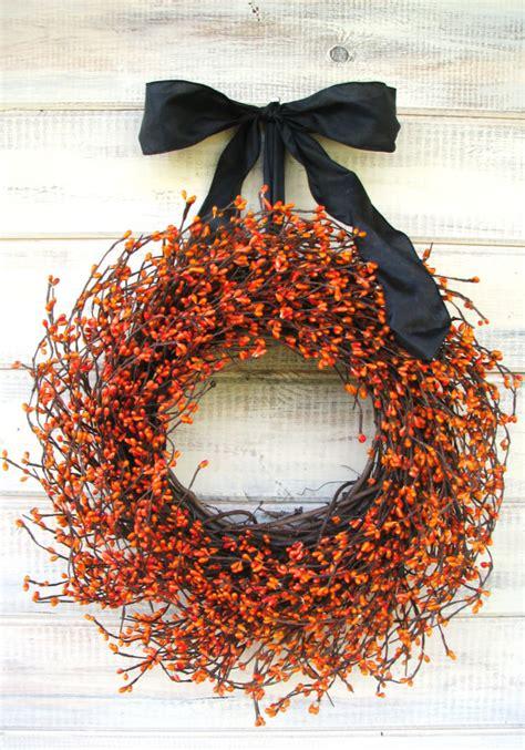 halloween wreath 50 halloween wreath ideas