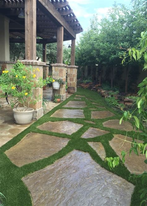 best 25 flagstone walkway ideas only on pinterest stone
