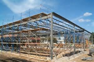 build a house website a half built building stands on a construction site at a