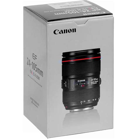 Canon Ef 24 105mm F4l Is canon ef 24 105mm f4l is ii usm zoom lens 1380c002 163 1 099