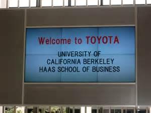Berkeley Haas Mba Curriculum by Big In Japan