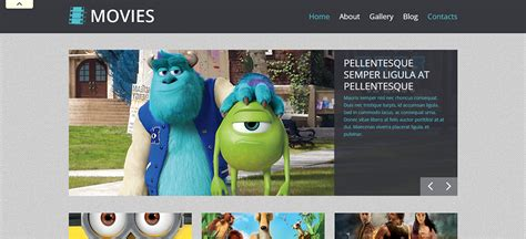 cartoon themes wordpress 19 best filmmakers website templates free premium