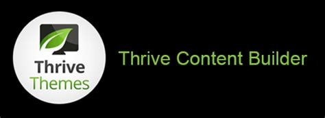 thrive themes content builder demo a newbies guide to customizing your wordpress theme