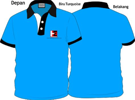 design baju tshirt kolar design t shirt biru clipart best