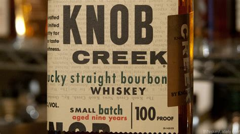 Costco Knob Creek by Knob Creek 9 Year Small Batch And Single Barrel Bourbon