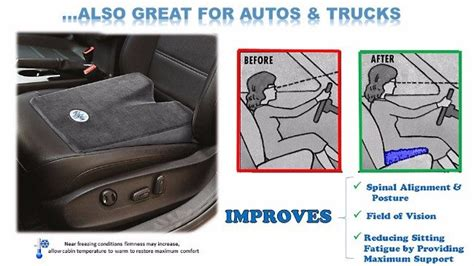 car seat cushions for drivers australia how to find the best truck driver seat cushion fueloyal